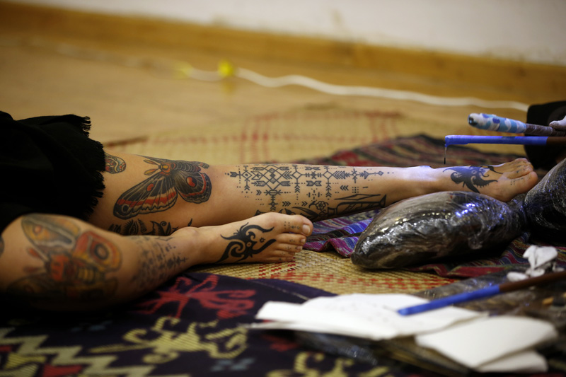 Tattoo Convention Nepal